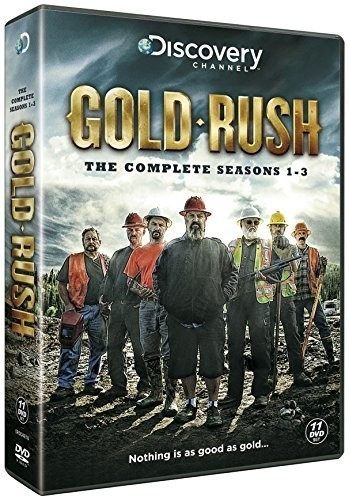 Image of Gold Rush - Alaska: The Complete Seasons 1-3 [DVD]