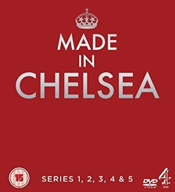 Image of Made In Chelsea - seriess 1-5 [DVD]