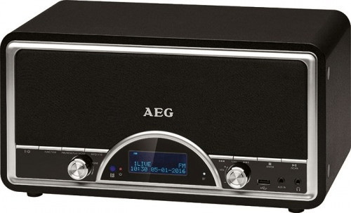 AEG NDR 4378 schwarz