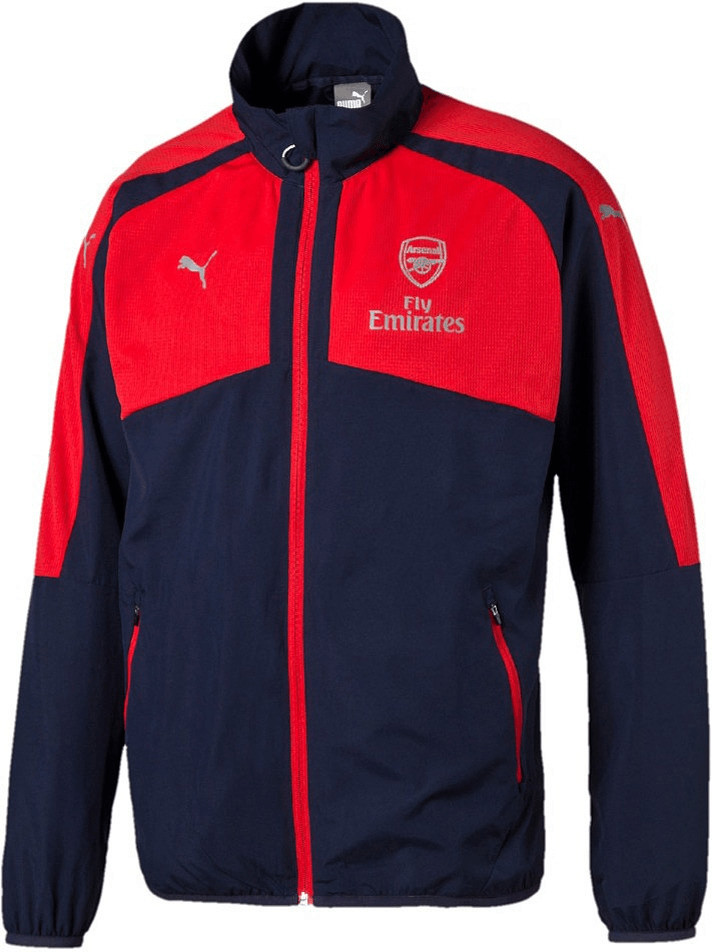 Puma FC Arsenal Casuals Performance Trainingsjacke