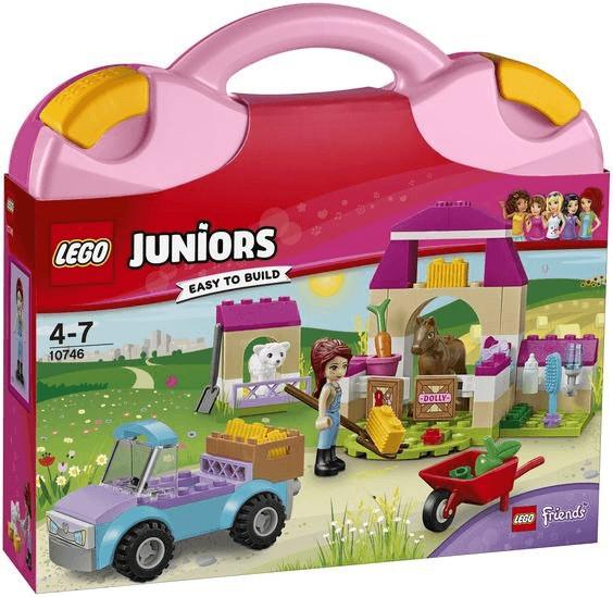 LEGO Juniors - Mias Pferdestall-Koffer (10746)