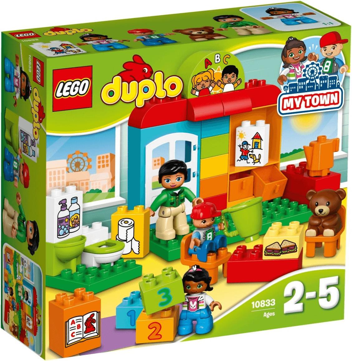 LEGO Duplo - Le jardin d'enfants (10833)