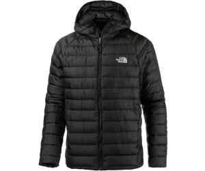FR TNF Blk//TNF Blk Taille Fabricant : XS THE NORTH FACE Trevail Veste Homme