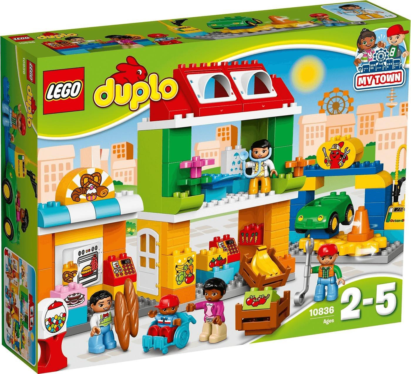 LEGO Duplo - Stadtviertel (10836)