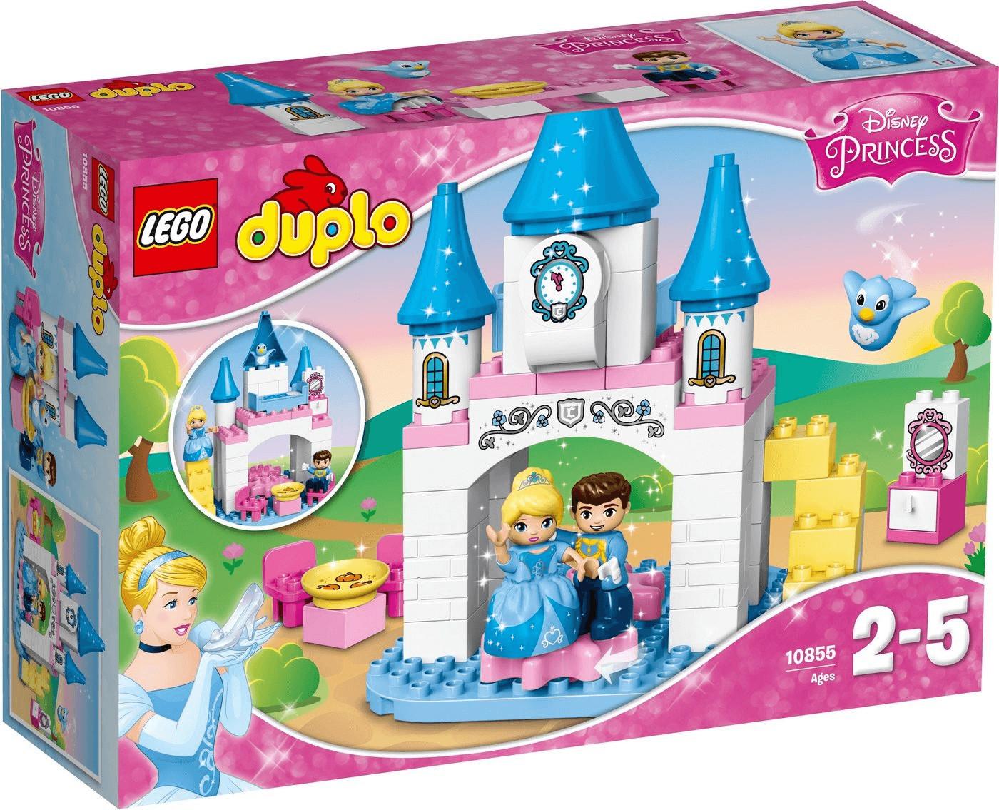 LEGO 10855 Duplo Disney Princess Cinderellas Magical Castle