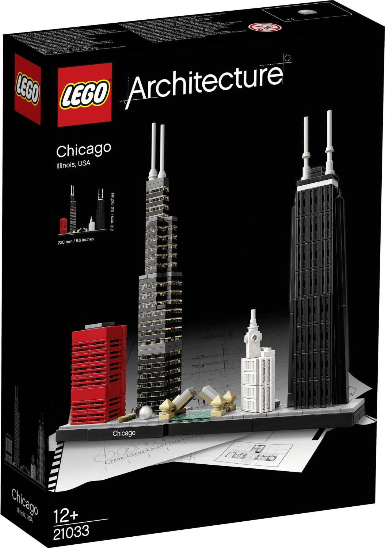 LEGO Architecture - Chicago (21033)
