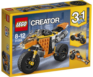 LEGO Creator - 3 in 1 Straßenrennmaschine (31059)