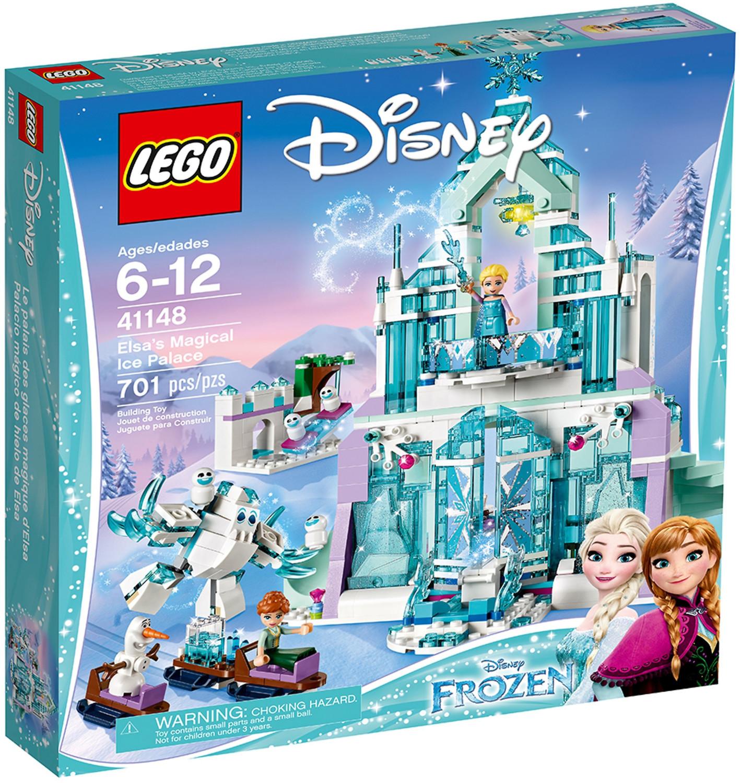 LEGO Disney - Le palais des glaces magique d'Elsa (41148)