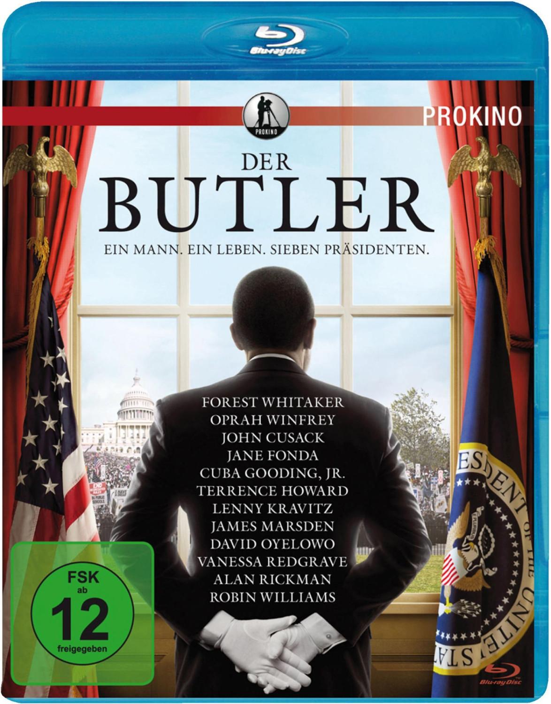 Der Butler - Ein Mann. Ein Leben. Sieben Präsidenten