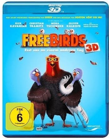 Image of Free Birds - Esst uns an einem anderen Tag 2D/3D