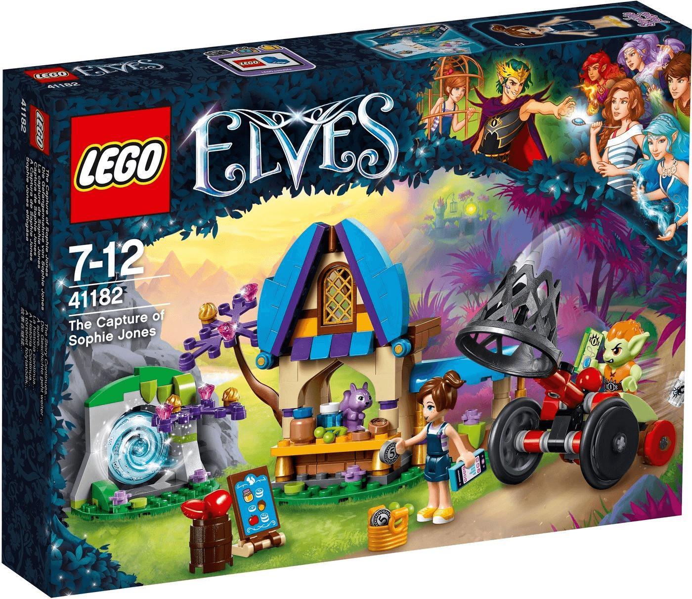 LEGO Elves - Die Gefangennahme von Sophie Jones (41182)