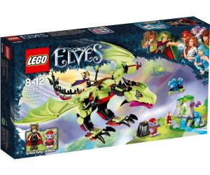 Des Lego Du Gobelins41183Au Dragon Le Elves Maléfique Roi mn0wvN8