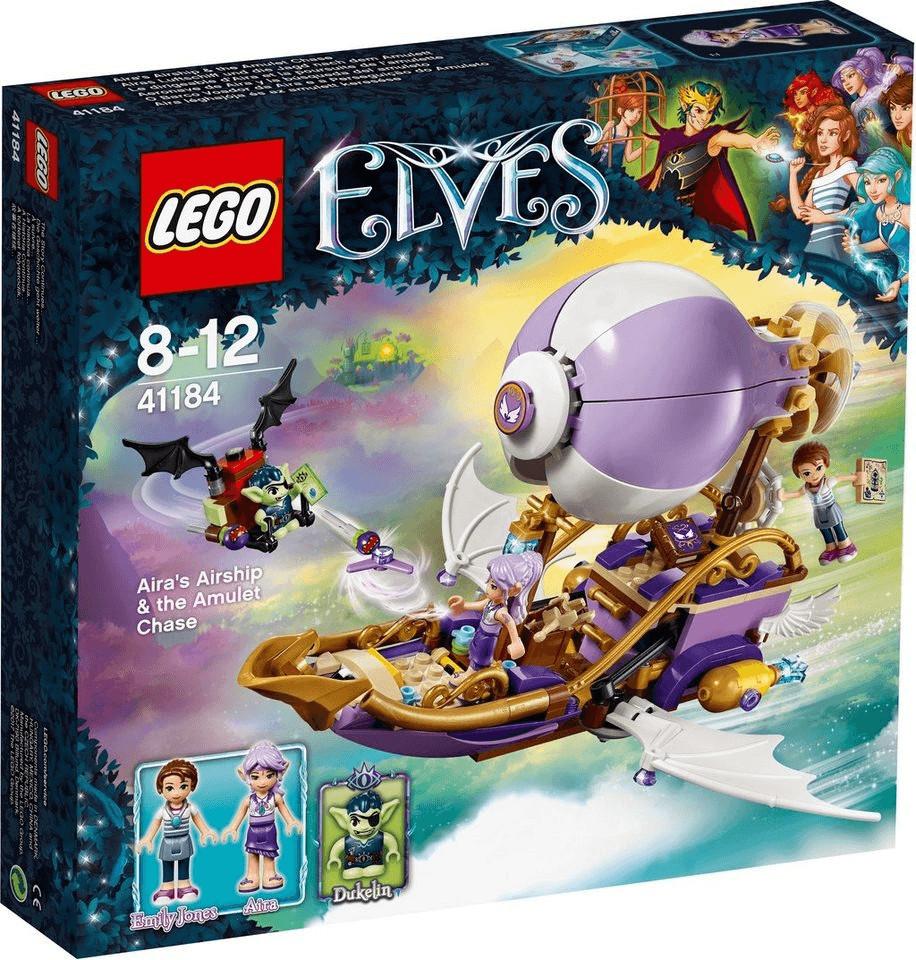 LEGO Elves - Airas Luftschiff und die Jagd nach dem Amulett (41184)