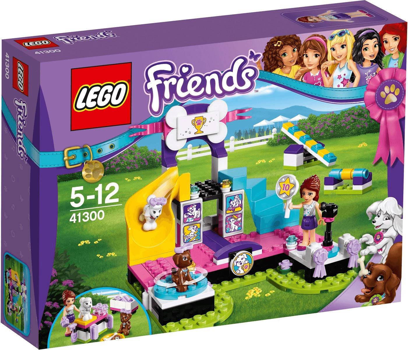 LEGO Friends - Le concours canin pour chiots (41300)