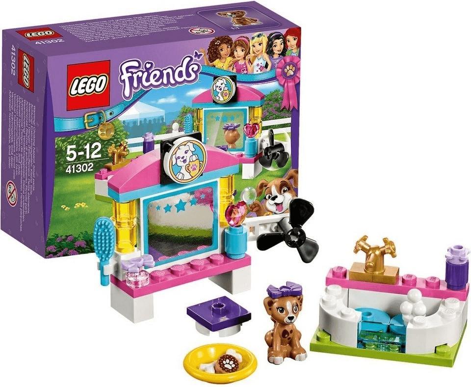 LEGO Friends - Le toilettage des chiots (41302)