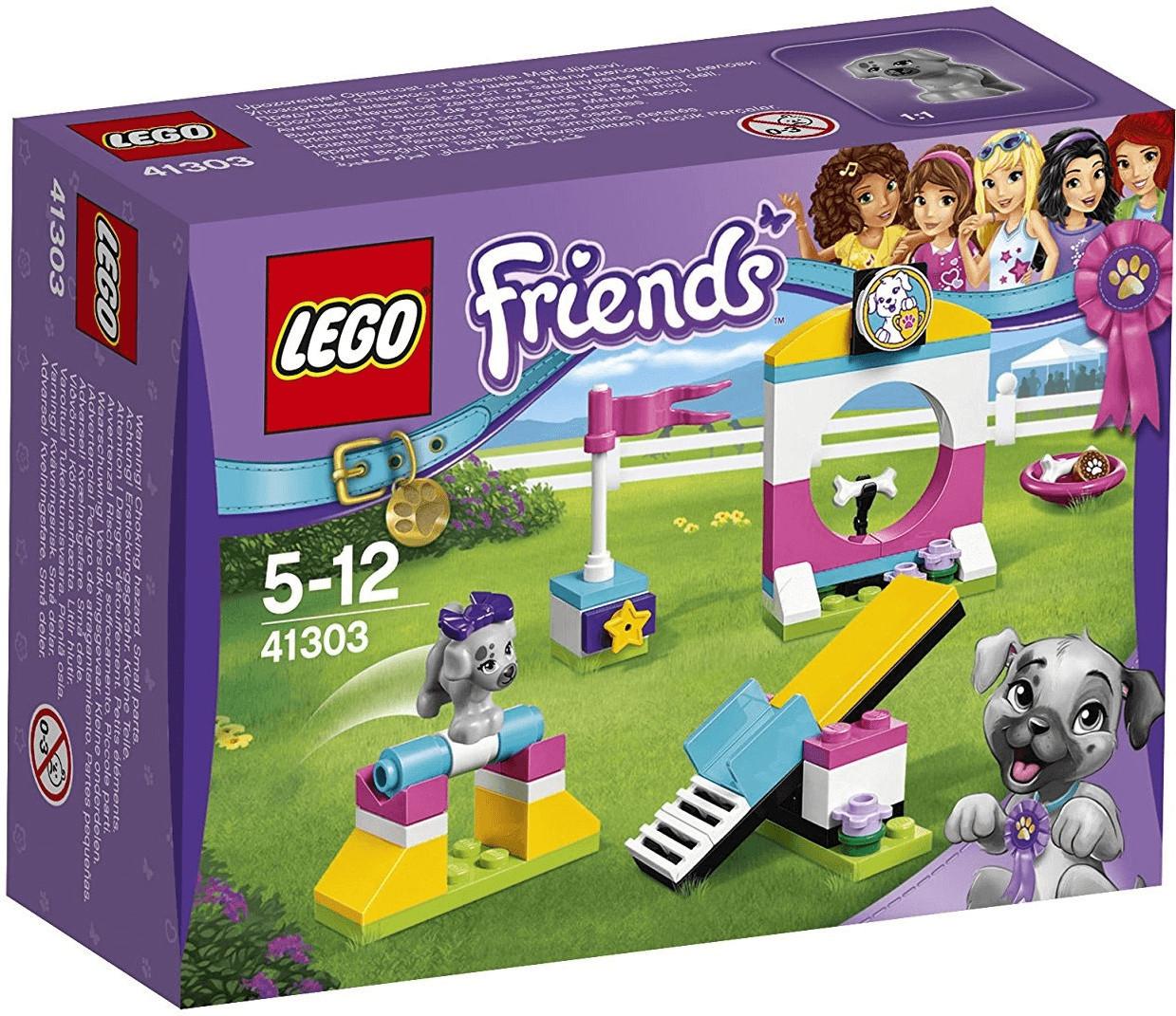 LEGO Friends - L'aire de jeux des chiots (41303)