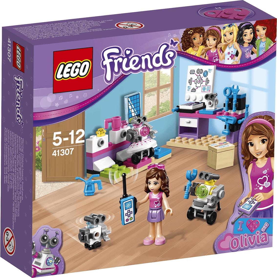LEGO Friends - Le labo créatif d'Olivia (41307)