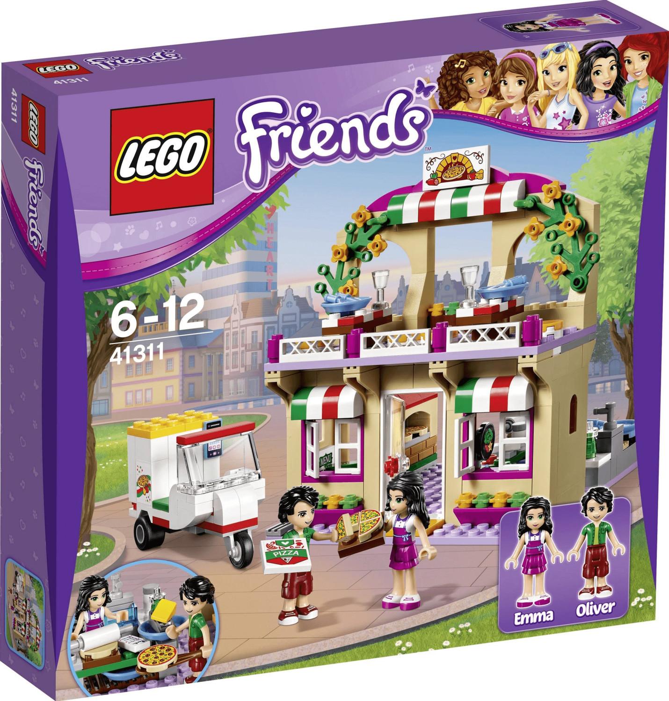 LEGO Friends - Heartlake Pizzeria (41311)