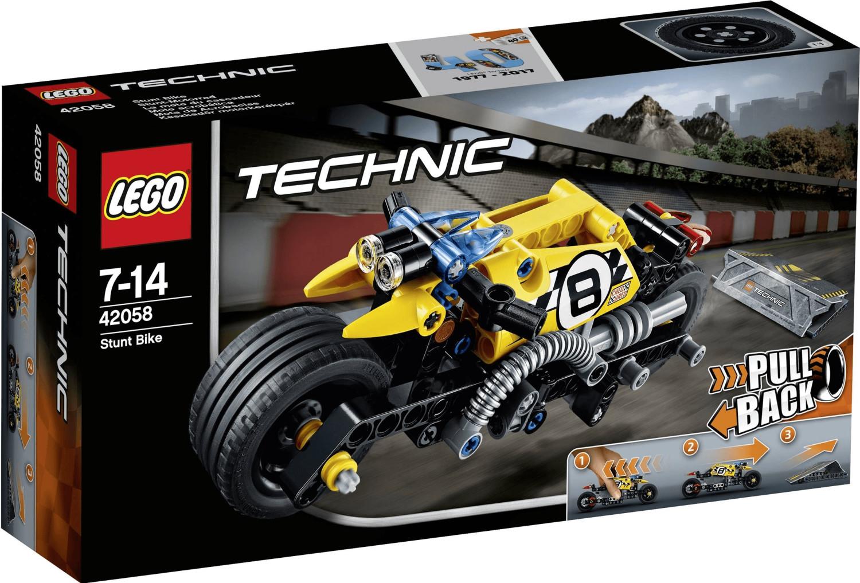 LEGO Technic - Stunt Motorrad (42058)