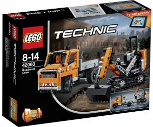 Lego Technic Straßenbau Fahrzeuge 42060 Ab 1998