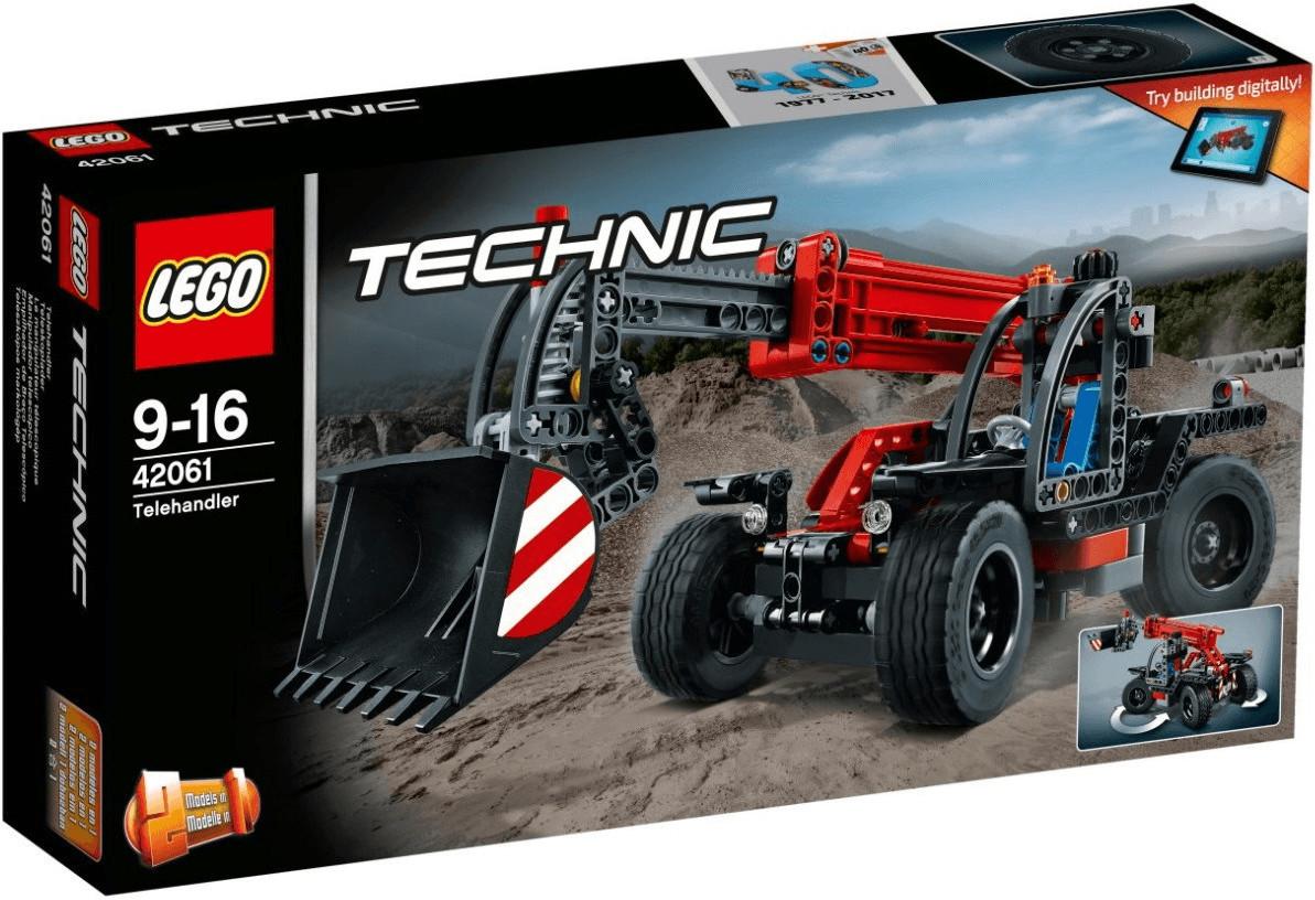 LEGO Technic - Teleskoplader (42061)