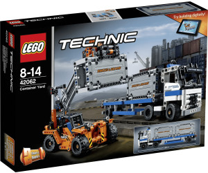 lego technic container transporter 42062 ab 42 99. Black Bedroom Furniture Sets. Home Design Ideas