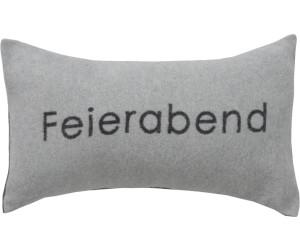 FEIERABEND Kissenhülle Silvretta 30x50cm David Fussenegger