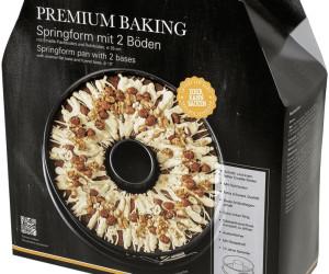 1 Boden  BIRKMANN Springform Premium Baking 26 cm