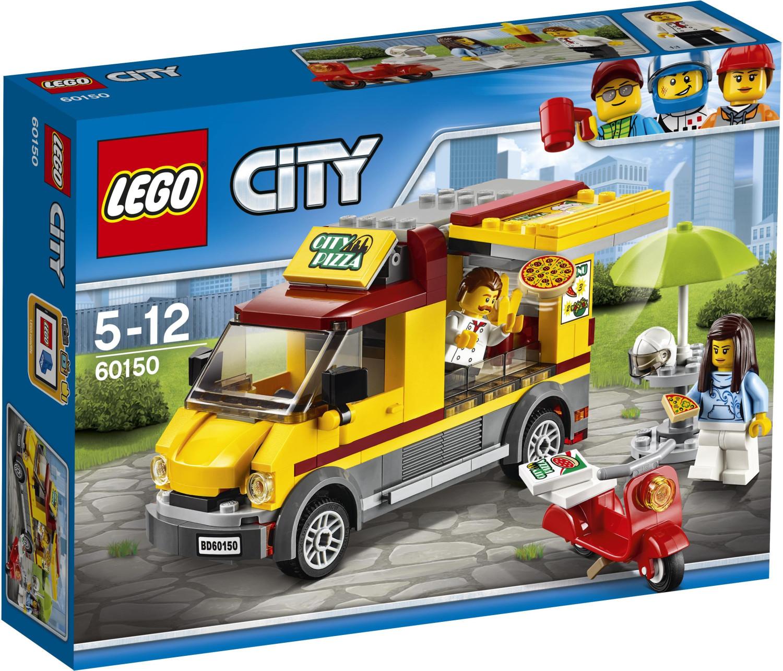 LEGO City - Pizzawagen (60150)