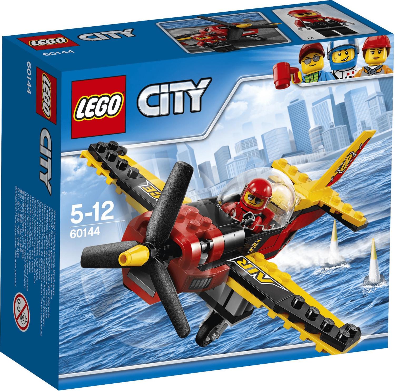 LEGO City - Avión de carreras (60144)