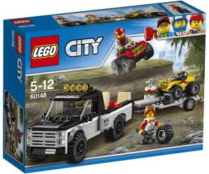 LEGO City - Quad Rennteam (60148)