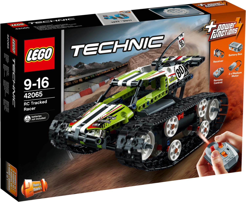 LEGO Technic - Le bolide sur chenilles télécommandé (42065)