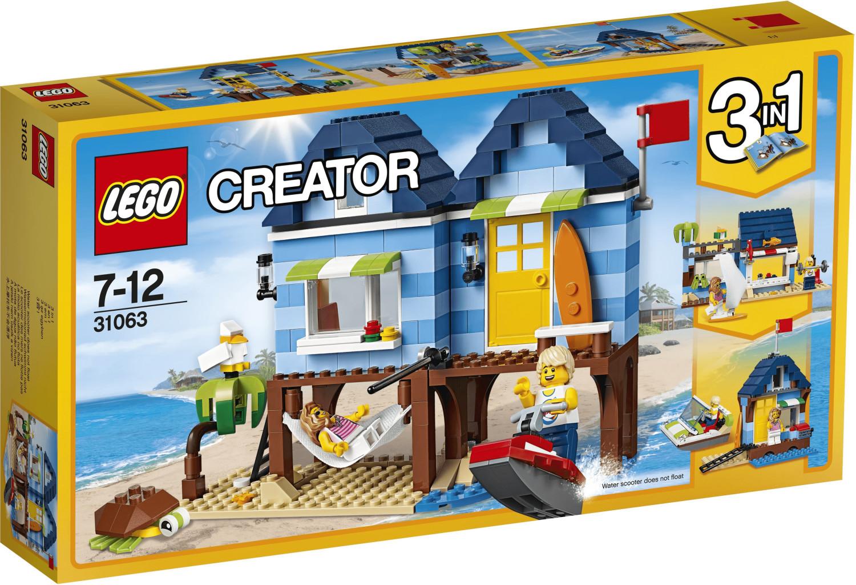 LEGO Creator - Les vacances à la plage (31063)