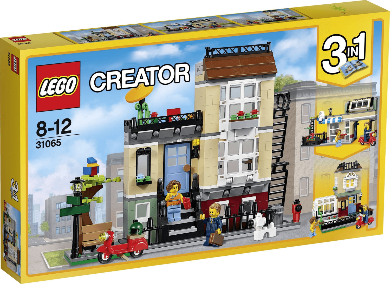 LEGO Creator - Stadthaus an der Parkstraße (31065)