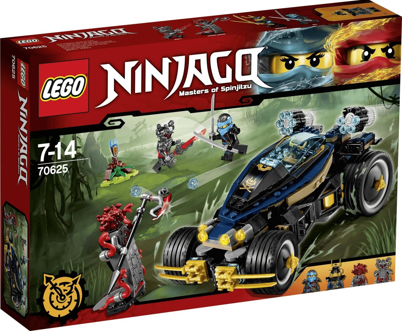 LEGO Ninjago - Samurai Turbomobil (70625)