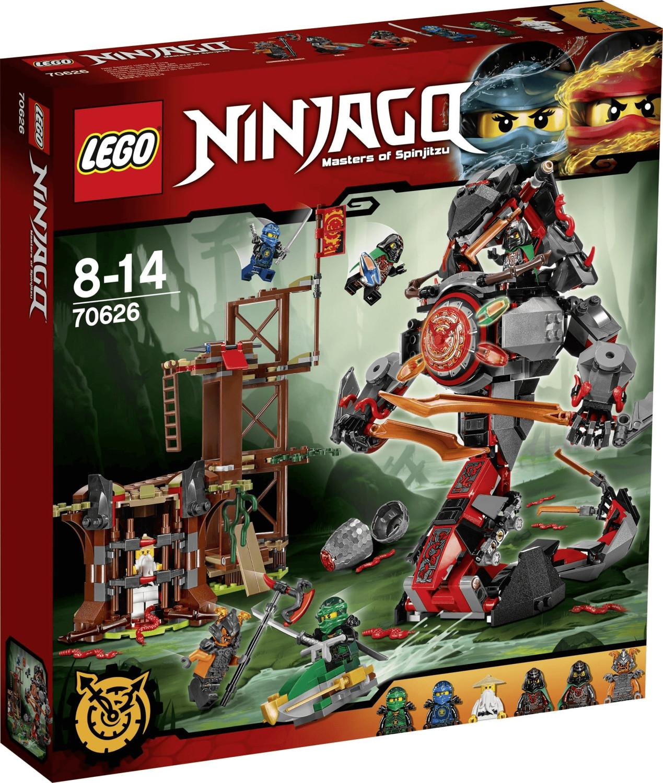 LEGO Ninjago - Verhängnisvolle Dämmerung (70626)