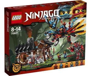 Prix Dragon70627Au Du Meilleur Forge Sur Lego Ninjago La EDH29IW