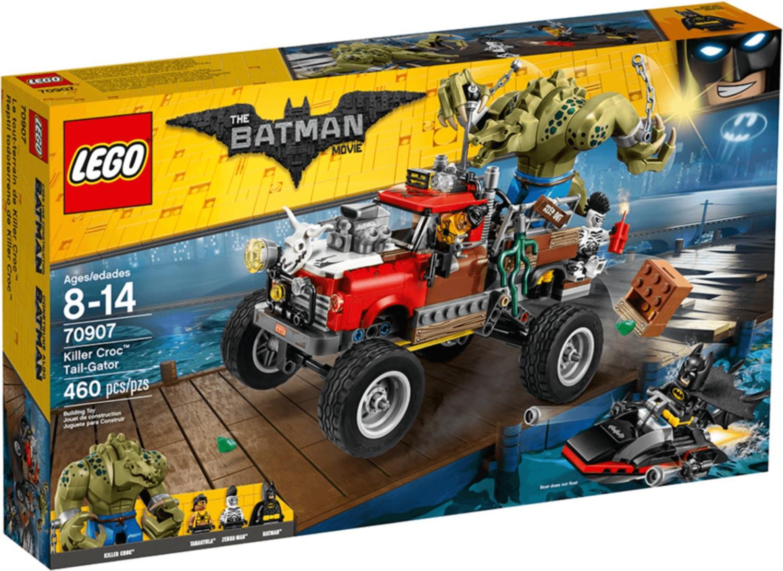 LEGO Batman - Killer Crocs Truck (70907)