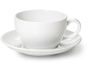 Dibbern Solid Color Kaffeetasse 0,25 Ltr. weiß