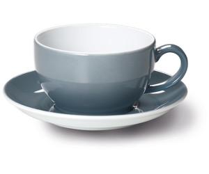 Dibbern Solid Color Kaffeetasse 0,25 Ltr.  grau