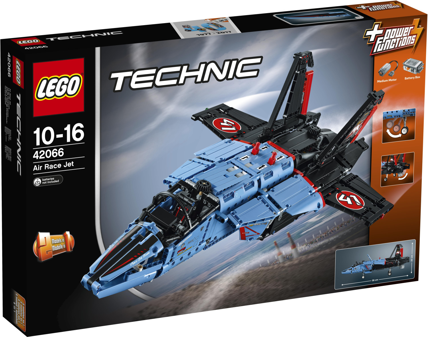 LEGO Technic - Air Race Jet (42066)