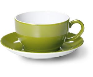 dibbern solid color kaffeetasse 0 25 ltr oliv ab 17 50. Black Bedroom Furniture Sets. Home Design Ideas