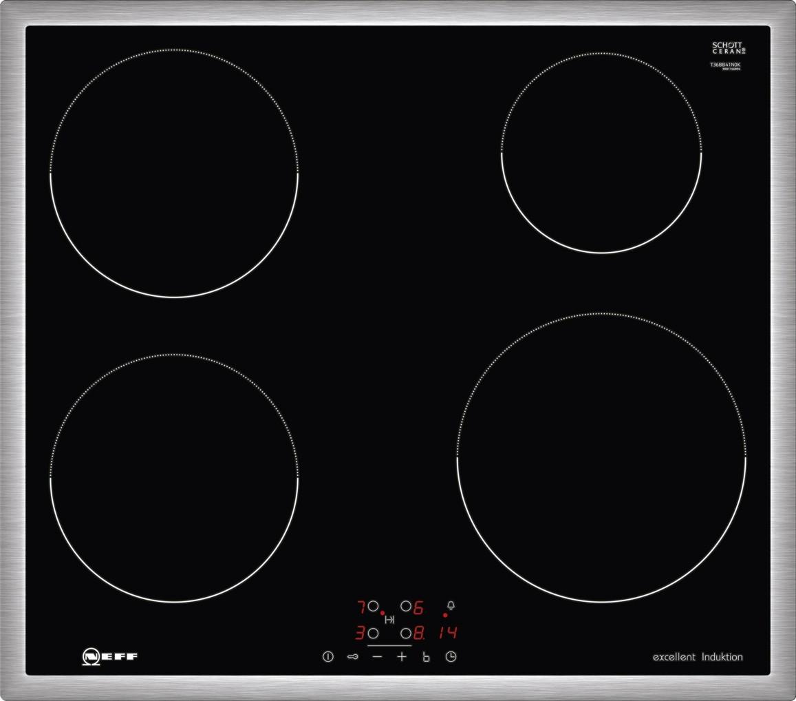 rabatt haushaltsger te kochen backen kochfelder induktionskochfelder. Black Bedroom Furniture Sets. Home Design Ideas