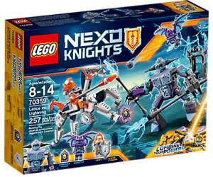 Lego Nexo Knights Lance Gegen Lightning 70359 Ab 3295