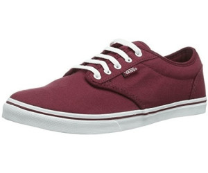 dda5368baa4 Buy Vans W Atwood Canvas burgundy from £42.99 – Compare Prices on ...