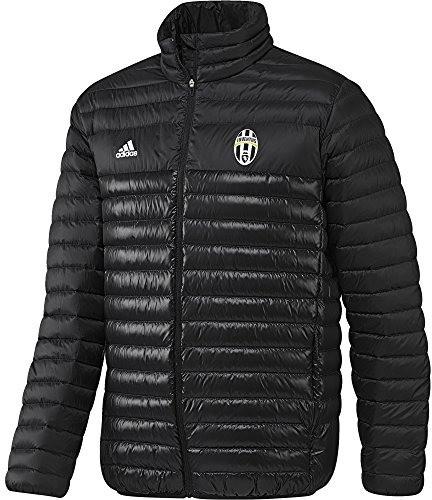 Adidas Juventus Turin Daunenjacke licht schwarz