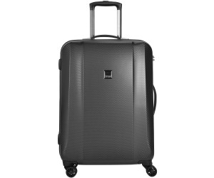 Trolley + Koffer Xenon Deluxe 4-Wheel Trolley M+ Graphite (103 Liter) Titan QeN1of