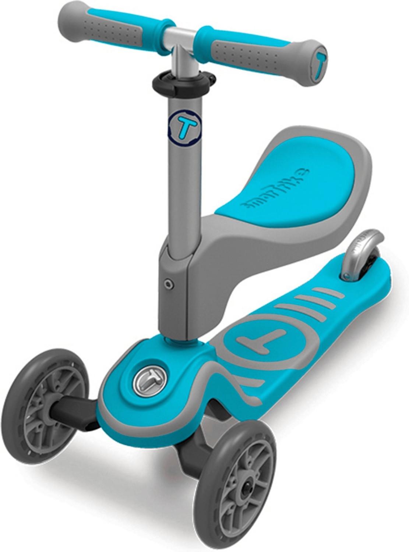 smarTrike T1 Scooter blau