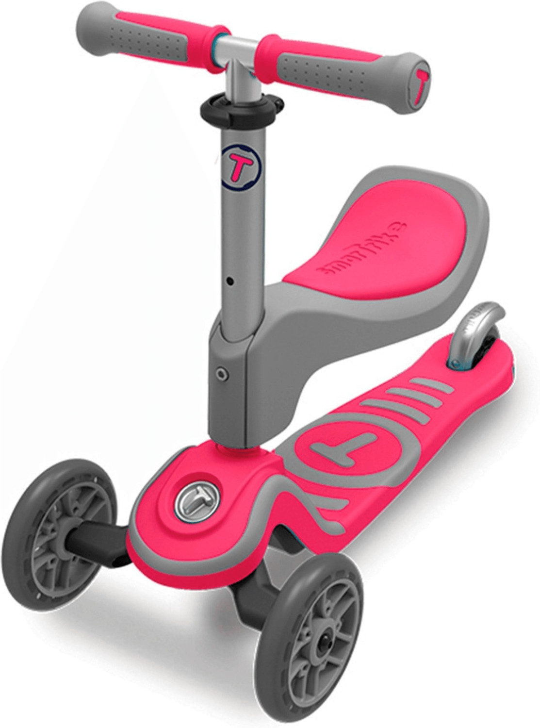 smarTrike T1 Scooter pink