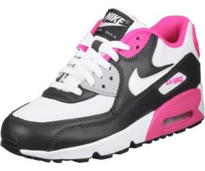 Nike Air Max 90 Damen Schwarz Weiß Pink